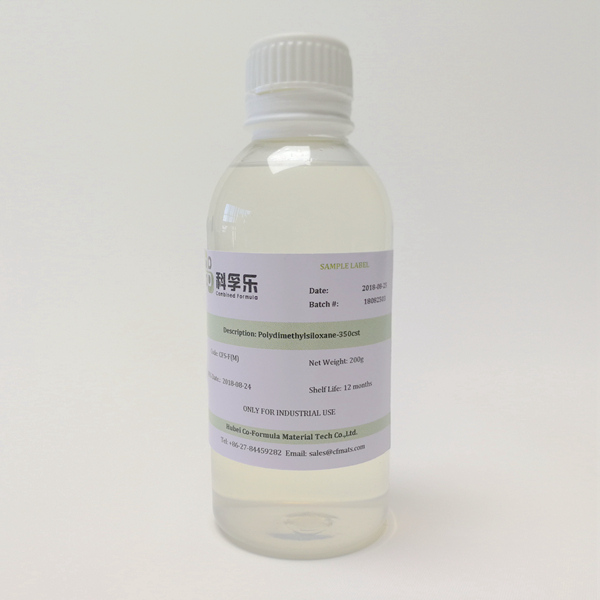 Dimethyl Silicone Fluid 100cs, 200cs, 350cs, 500cs, 1000cs